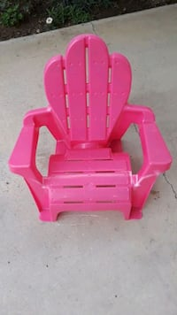 Chair for kids.  Riverside, 92503