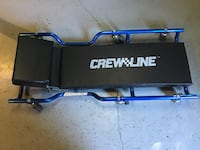 Crewline Auto Creeper - Barely Used Hamilton