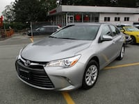 2016 Toyota Camry 4dr Sdn I4 Auto LE langley