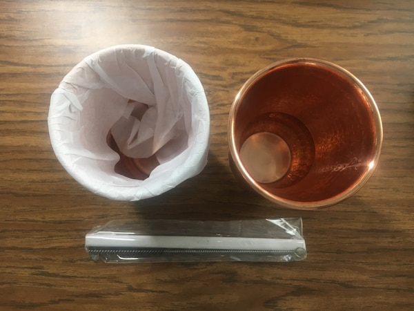 Used Tuscan Copper Tumblers for sale in Plano letgo