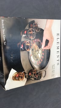 Roulette drinking game  525 km