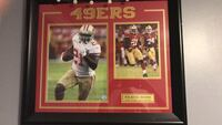 Signed Frank Gore Picture  San Jose, 95118