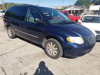 2005 Chrysler Town & Country 4dr LWB Touring FWD Fort Madison