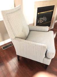 2 High back Occasional Chairs $850.00 Pickering, L1V 1T3