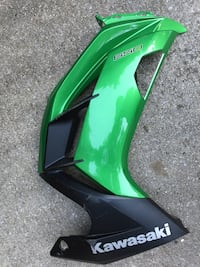 Kawasaki Ninja 650R right fairing Falls Church