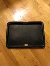 Rubberized case for 10 inch tablet