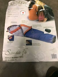 sleeping bags adult size brand new 30$ each or 2 x50 Pasadena, 91107