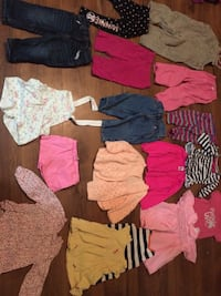Jeans and sweater 4$ shirts and sweatpants 3 Welland, L3B 2M4