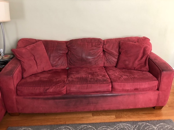 Sofa sleeper and love seat