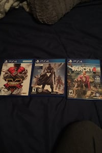 PS4 games West Valley City, 84120