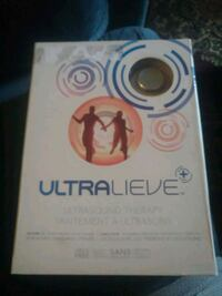 Ultraleve pain relief system Surrey, V3R 3P1
