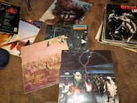 Lot of 30 Classic Rock Vinyl Records $150 Springdale, 72764