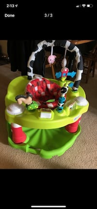 Evenflo farm themed exersaucer  St Catharines, L2M