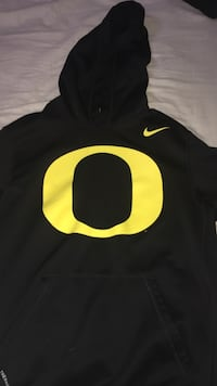 Black Oregon hoodie Stephens City, 22655