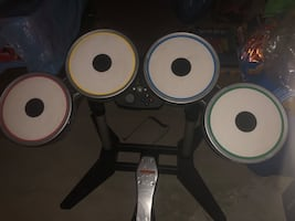 Limited edition Beatles Rock Band Drum