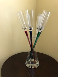 Champagne toasting flutes Torrance, 90504