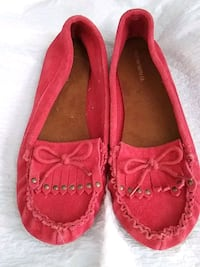 Red Mosdimo Supply Co. Moccasans size 8 Lubbock, 79411