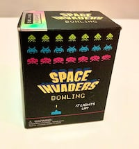 Space Invaders Bowling