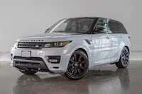 2017 LAND ROVER RANGE ROVER SPORT V8 SUPERCHARGED AUTOBIOGRAPHY DYNAMIC Surrey