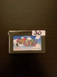 Super Mario Advance for Gameboy  Vaughan, L4L