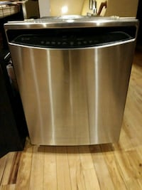 GE Profile Dishwasher Stainless Steel Finish Springfield
