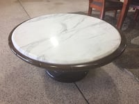 Marble top coffee table  South Daytona, 32119