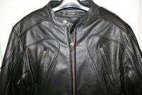 Wilsons Leather Motor Jacket (with hidden zippers) Stamford, 06902