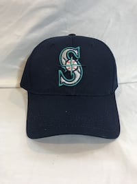 New Without Tags Seattle Mariners MLB Outdoor Cap Baseball Hat Chantilly