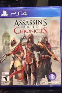 Assassin's Creed chronicles ps4 Toronto, M5V 3H5