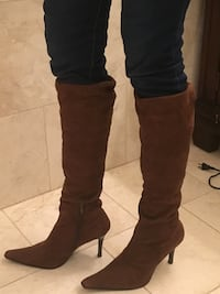 Gorgeous Caramel Tall Boots Mississauga, L4Z 4A1