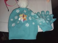 Frozen hat and gloves NEW Reno, 89506