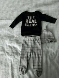 6 month outfit Whitby, L1R 2C8