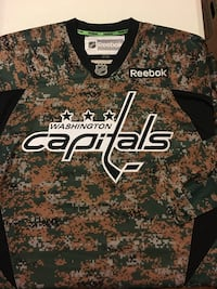 Washington Capitals Jersey Frederick, 21701