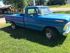 Ford - F-100 - 1969