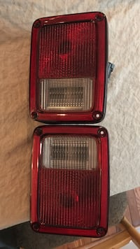 Jeep Jk Tail light
