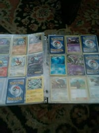 A hole Pokemon binder with over a 100 cards  Loma Linda, 92354