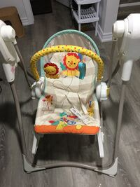 Baby's 3-1 swing chair Hamilton, L8E 3R5