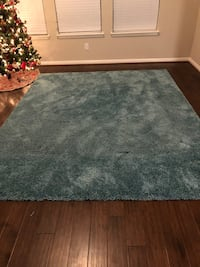 Blue area rug 10' x 8' San Antonio, 78245