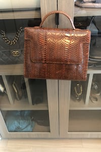 Exotic leather purse Mississauga, L5K 1P2