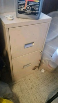 2 Drawer filing cabinet  Montreal