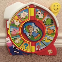 Fisher Price See n Say 'The Farmer Says', Toddlers. Like New   Harker Heights, 76548