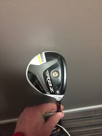 Black and gray TaylorMade RBZ golf club Langley, V3A