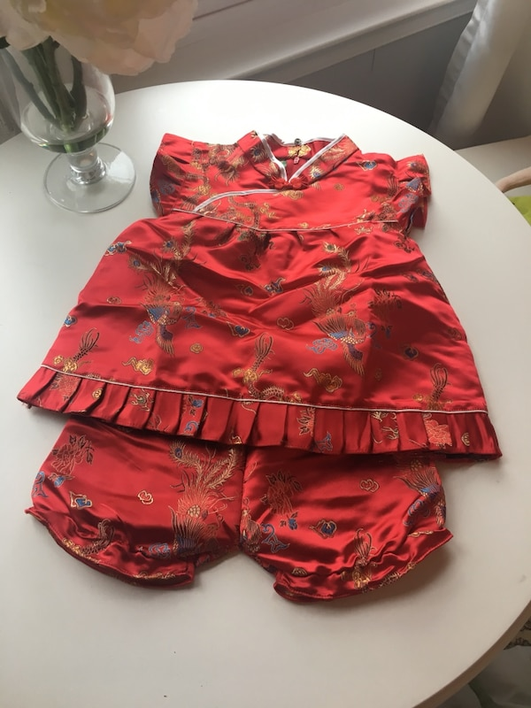 Chinese set for baby