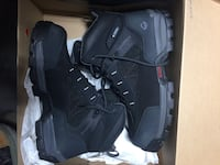 pair of black Air Jordan basketball shoes with box Houston, 77040