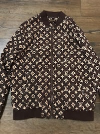 Louis Vuitton supreme collaboration jacket Toronto, M6A 2S7