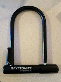 Kryptonite Keeper 12 Bike U-Lock