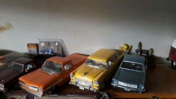 Die cast model car's and trucks