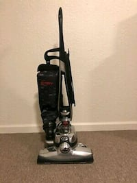 Used heavy duty KIRBY Avalir vaccuum with attachments + more