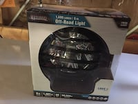 "Brand new 1600 lumen LED 6"" round off road lights Blossvale, 13308"