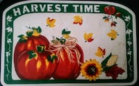 Harvest Time placemat Wichita, 67216